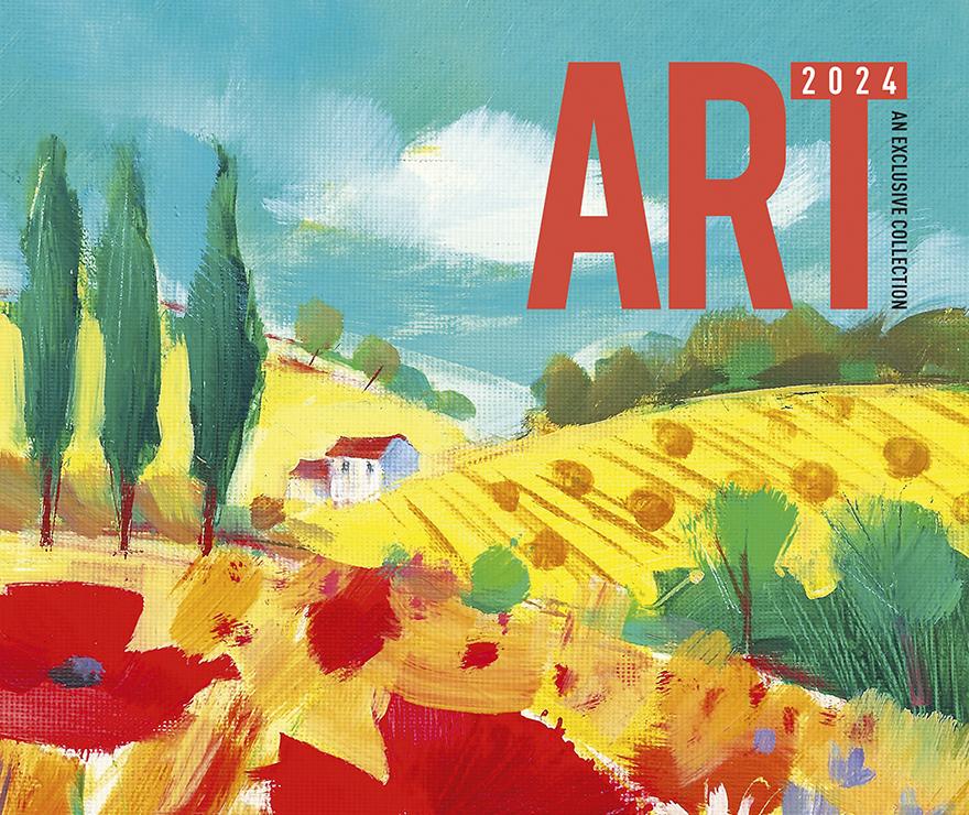 Gallery Art Calendar