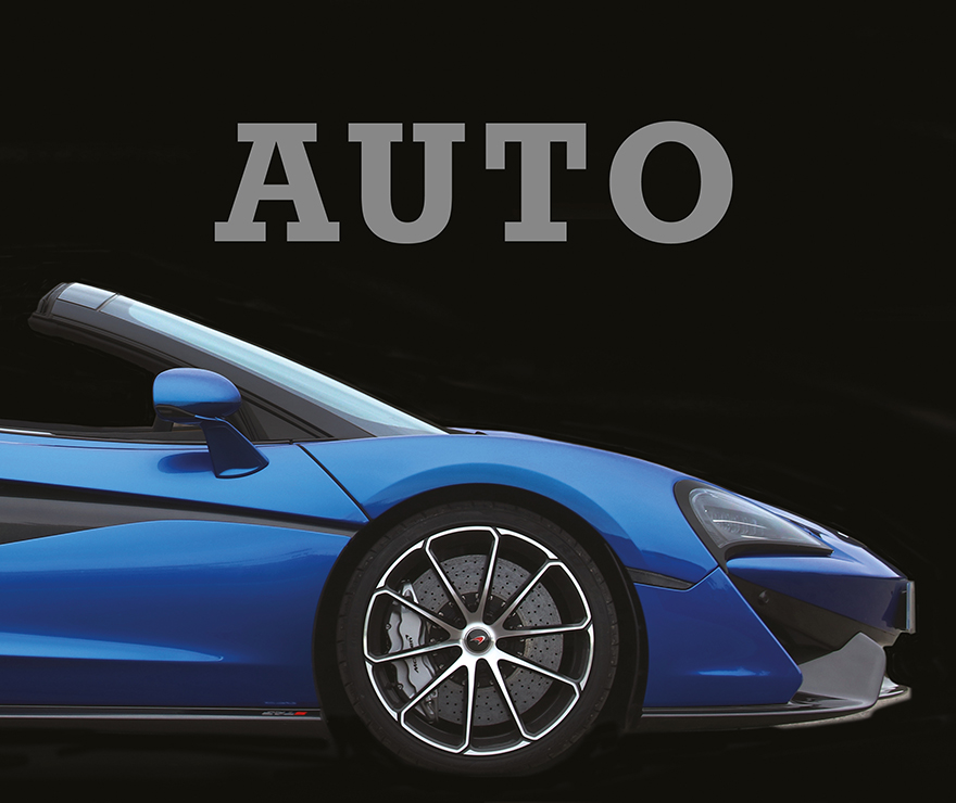 Auto Car Calendar