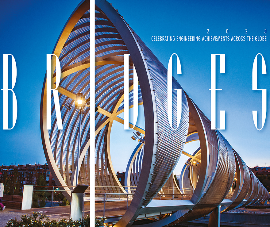 Iconic Bridges Calendar