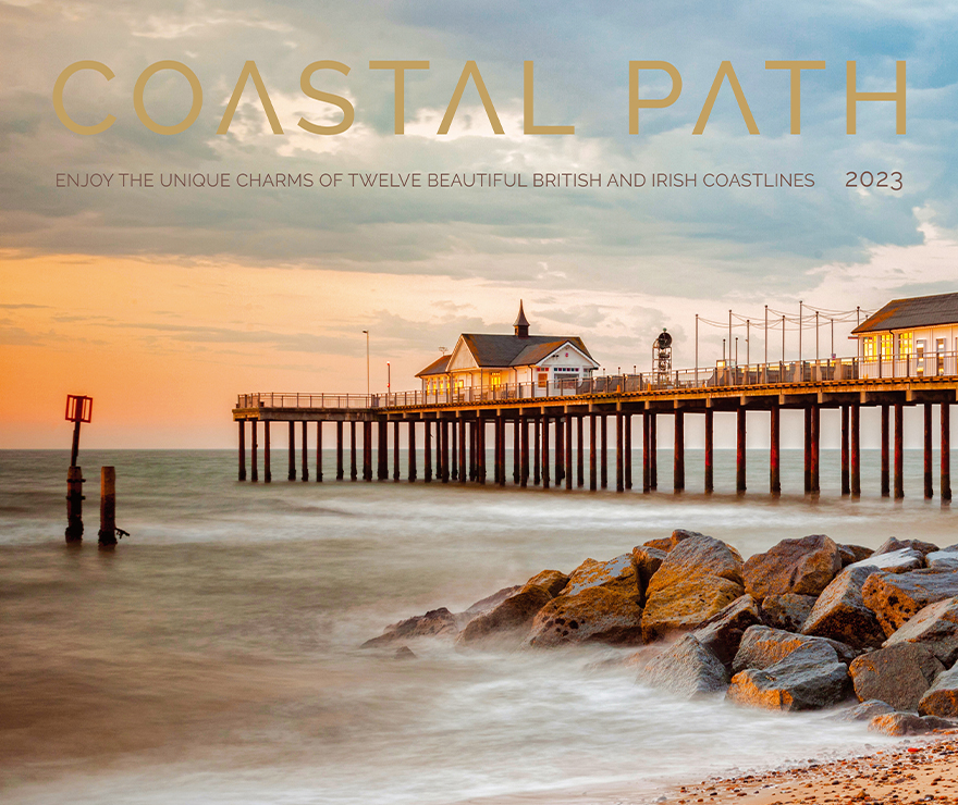 British Coastal Paths Calendar
