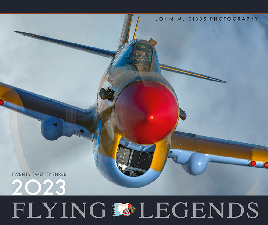 Flying Legends Calendar