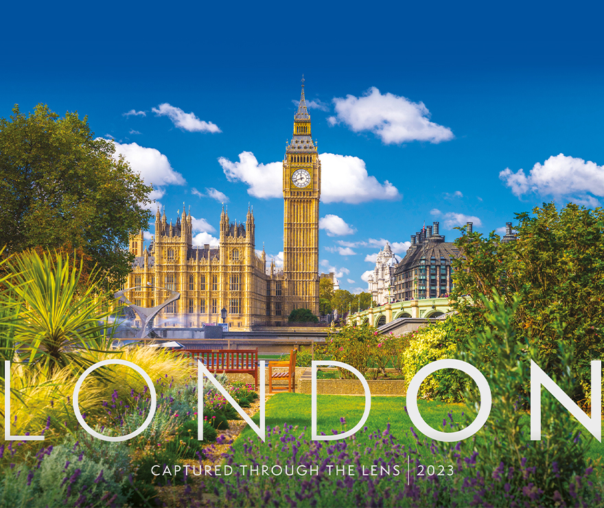 London Landscapes Calendar