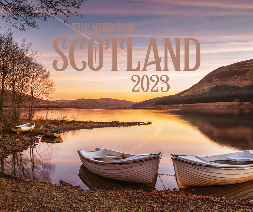 Scottish Landscapes Calendar
